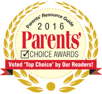 Parents Choice Awards Seal